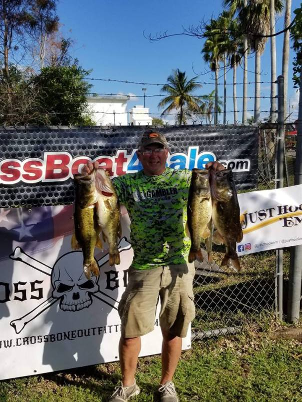 3rd place skip reed and hank krieg 27.26
